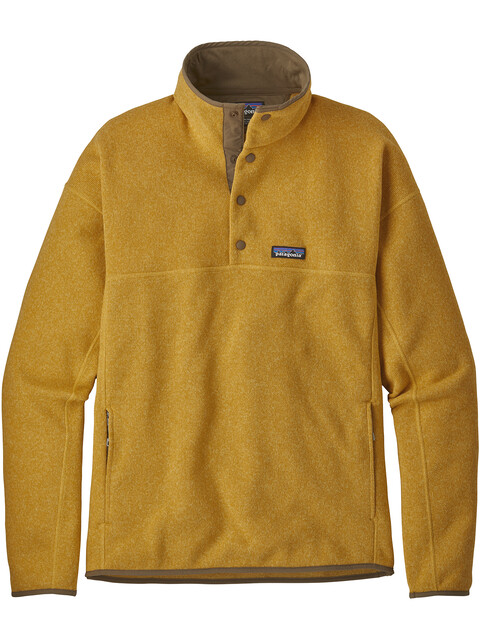 Patagonia M's Better Sweater Marsupial Lightweight Surfboard Yellow